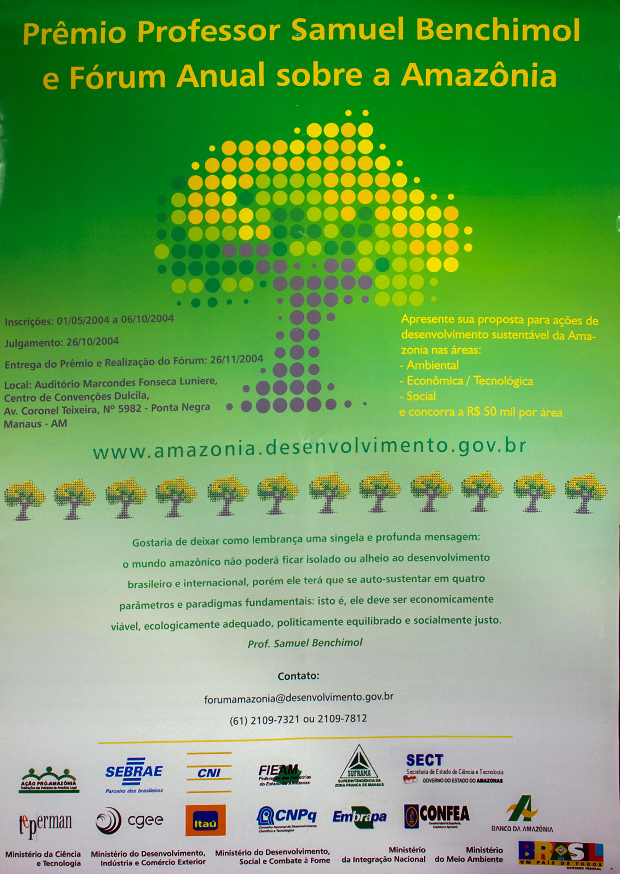 Cartaz edição 2004
