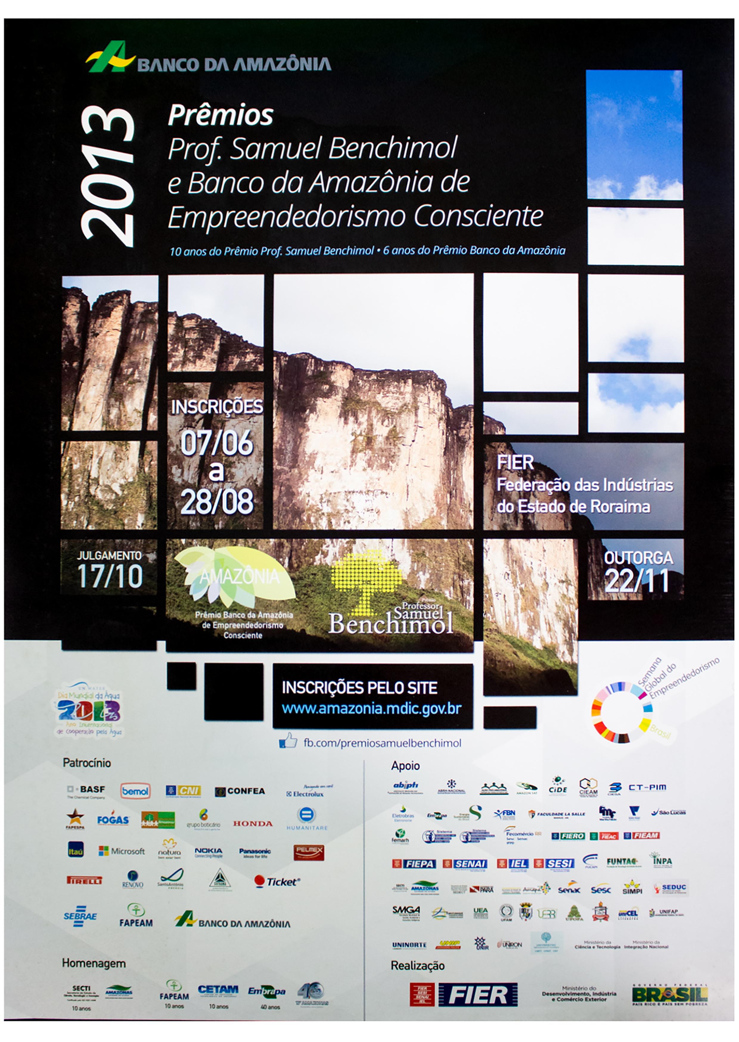 Cartaz FIER 2013