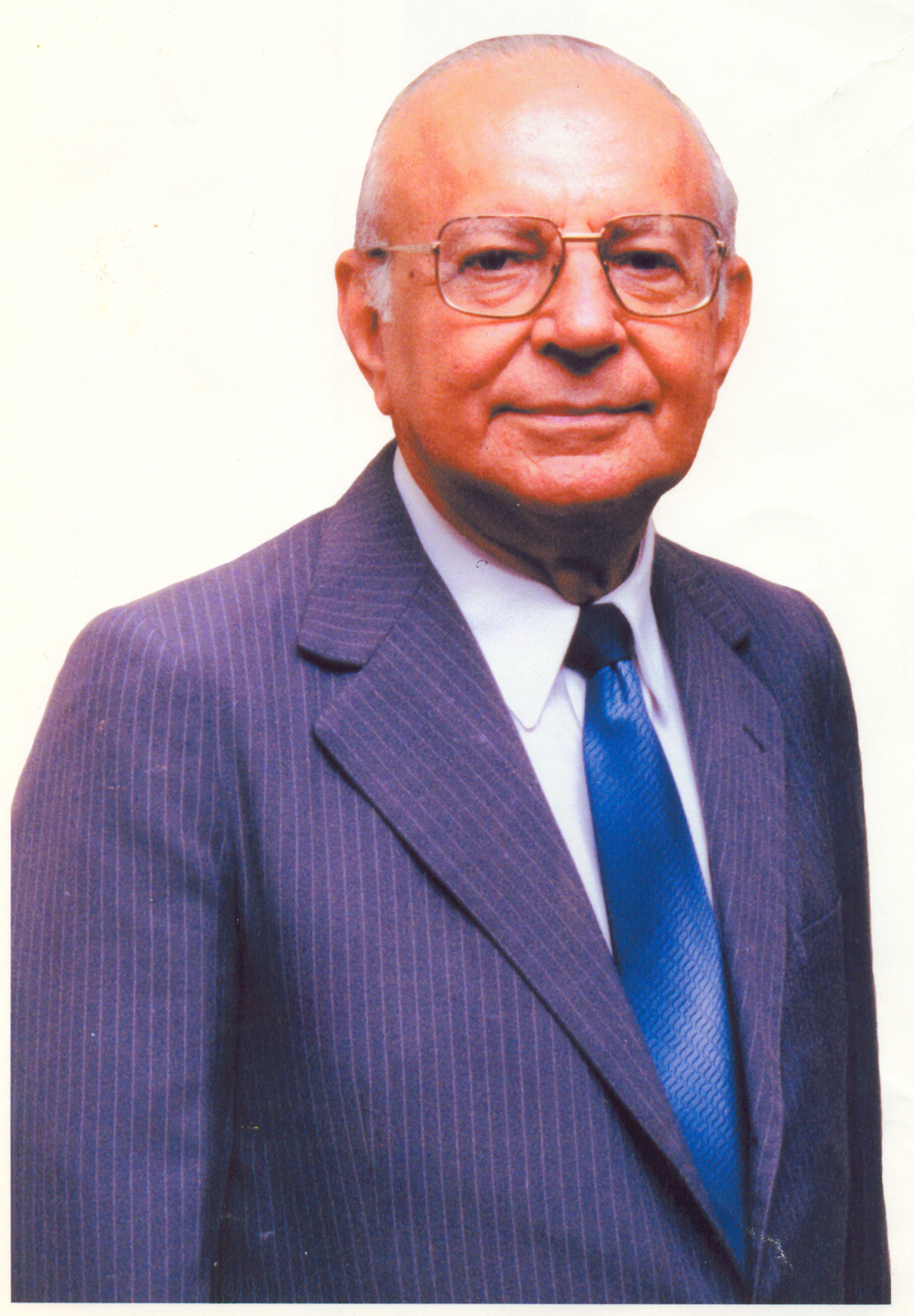 Professor Samuel Benchimol